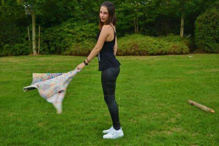 Kayna, 18 cherche une belle aventure